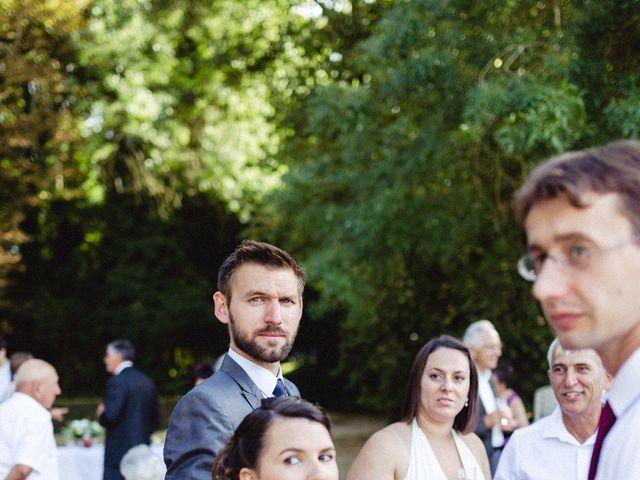 Le mariage de Clément et Anne à Saint-Symphorien, Deux-Sèvres 40