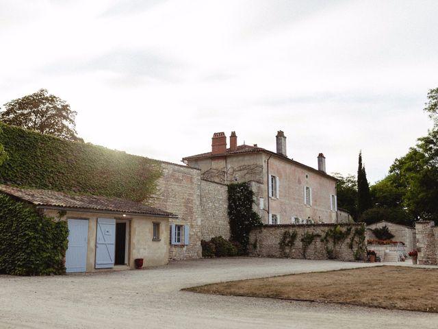 Le mariage de Clément et Anne à Saint-Symphorien, Deux-Sèvres 57