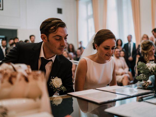 Le mariage de Yoann et Nolwenn à Quimper, Finistère 9