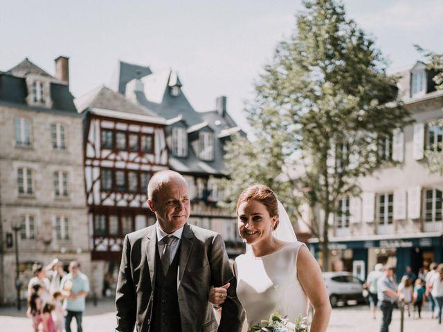 Le mariage de Yoann et Nolwenn à Quimper, Finistère 14