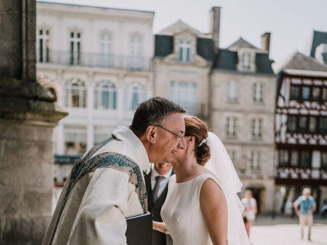 Le mariage de Yoann et Nolwenn à Quimper, Finistère 15
