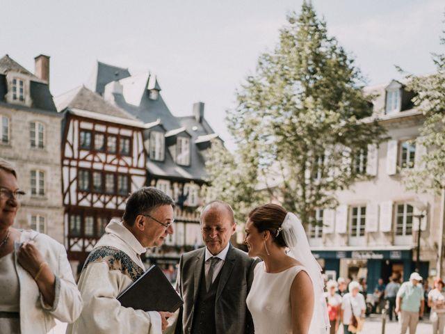Le mariage de Yoann et Nolwenn à Quimper, Finistère 17