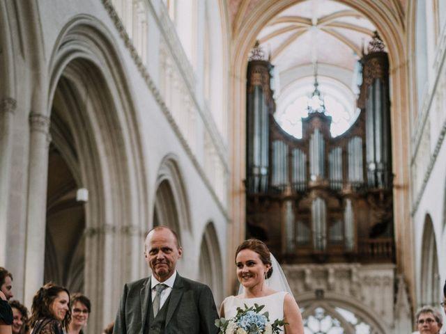 Le mariage de Yoann et Nolwenn à Quimper, Finistère 21
