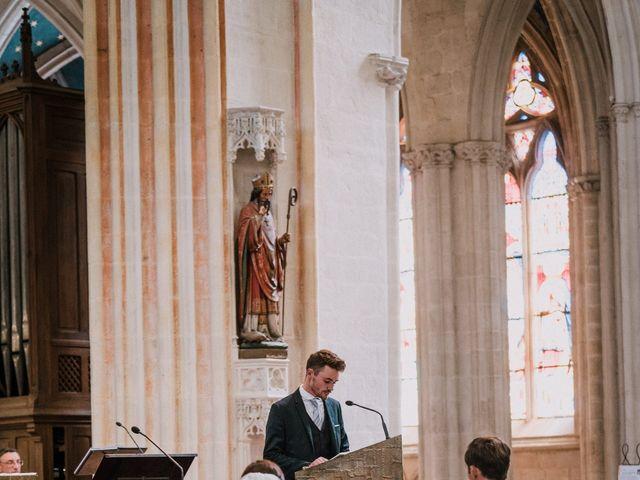 Le mariage de Yoann et Nolwenn à Quimper, Finistère 25