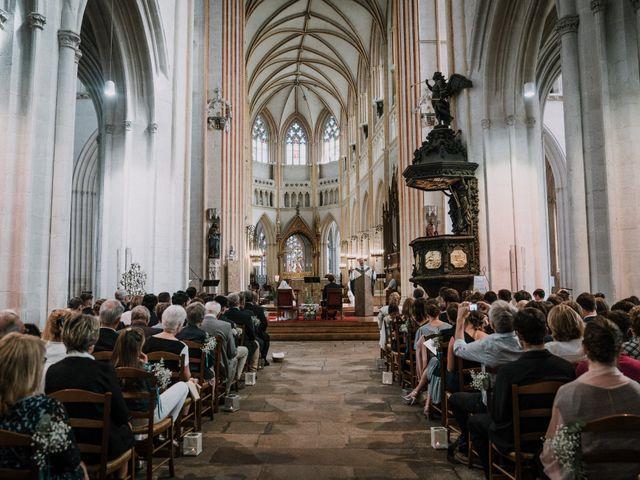 Le mariage de Yoann et Nolwenn à Quimper, Finistère 26