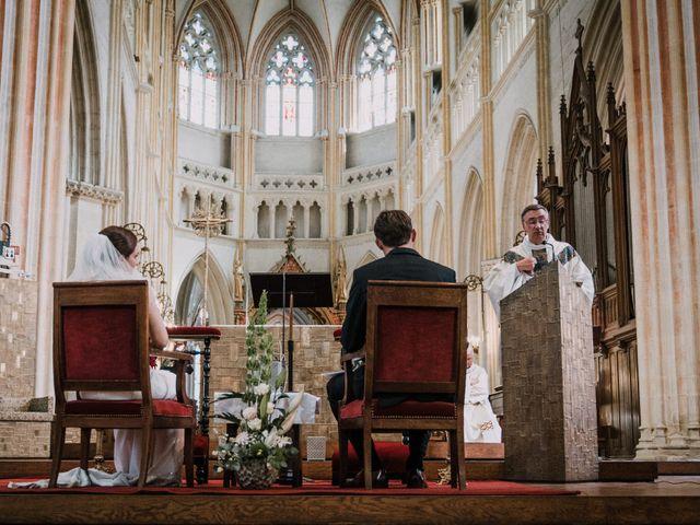 Le mariage de Yoann et Nolwenn à Quimper, Finistère 28