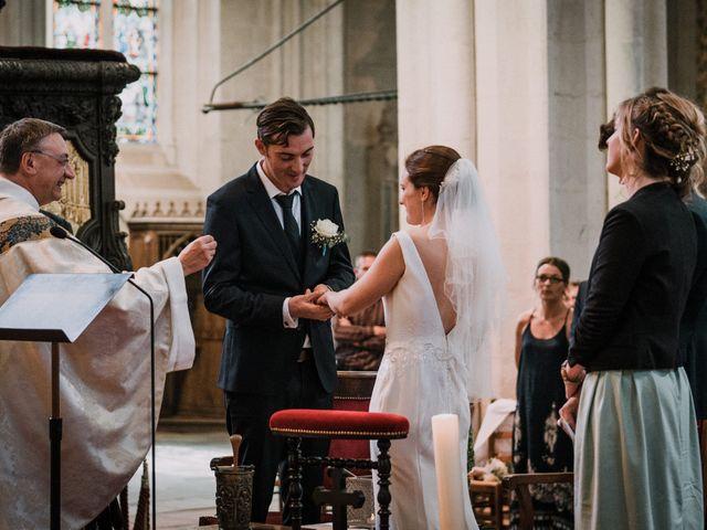 Le mariage de Yoann et Nolwenn à Quimper, Finistère 33