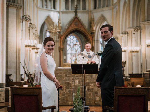 Le mariage de Yoann et Nolwenn à Quimper, Finistère 37