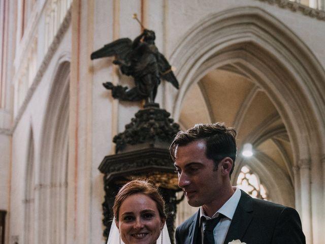 Le mariage de Yoann et Nolwenn à Quimper, Finistère 39