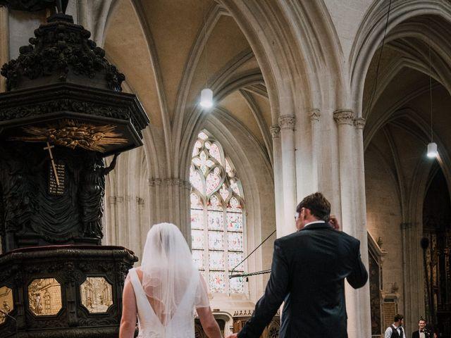 Le mariage de Yoann et Nolwenn à Quimper, Finistère 40