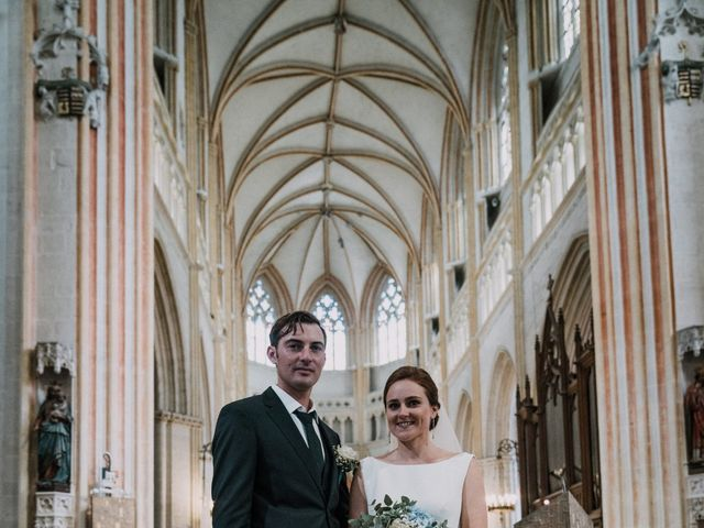 Le mariage de Yoann et Nolwenn à Quimper, Finistère 41
