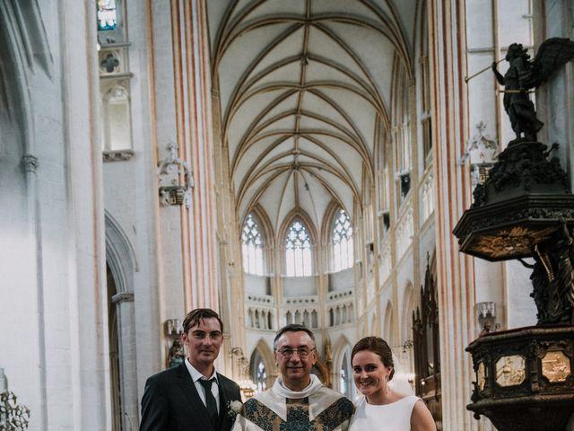 Le mariage de Yoann et Nolwenn à Quimper, Finistère 42