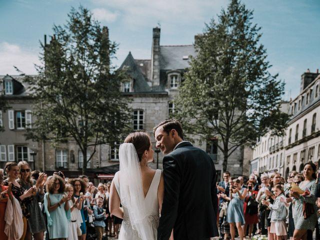 Le mariage de Yoann et Nolwenn à Quimper, Finistère 44