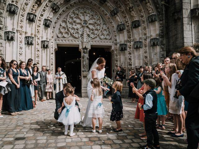 Le mariage de Yoann et Nolwenn à Quimper, Finistère 45