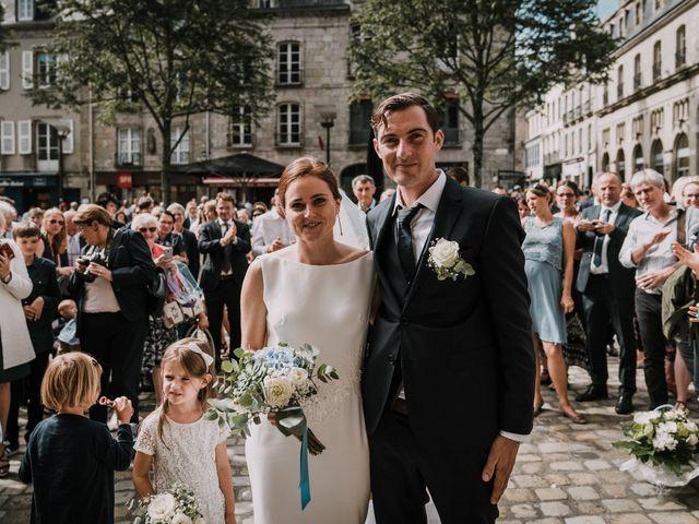 Le mariage de Yoann et Nolwenn à Quimper, Finistère 47
