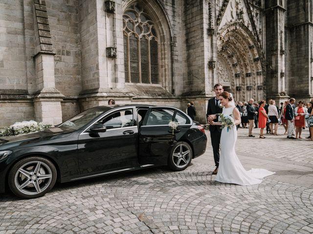 Le mariage de Yoann et Nolwenn à Quimper, Finistère 48