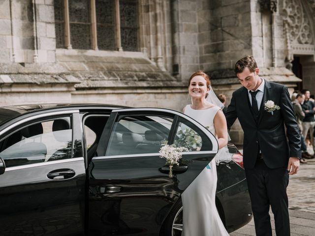 Le mariage de Yoann et Nolwenn à Quimper, Finistère 49