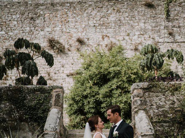 Le mariage de Yoann et Nolwenn à Quimper, Finistère 52