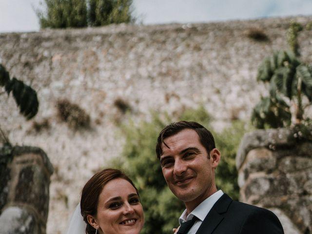 Le mariage de Yoann et Nolwenn à Quimper, Finistère 53