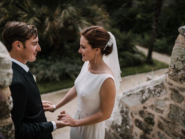 Le mariage de Yoann et Nolwenn à Quimper, Finistère 54
