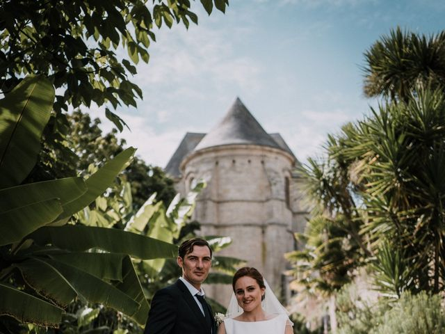 Le mariage de Yoann et Nolwenn à Quimper, Finistère 56