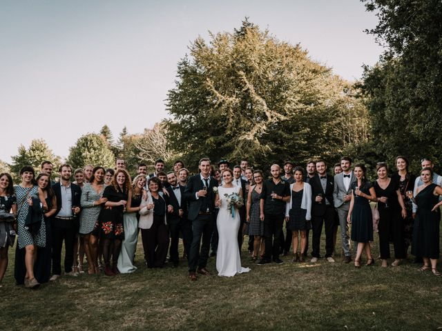 Le mariage de Yoann et Nolwenn à Quimper, Finistère 62