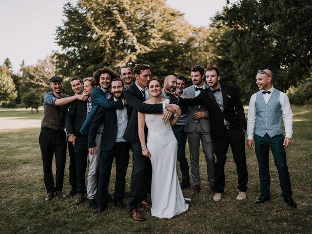 Le mariage de Yoann et Nolwenn à Quimper, Finistère 64
