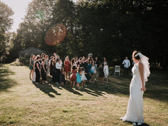 Le mariage de Yoann et Nolwenn à Quimper, Finistère 70