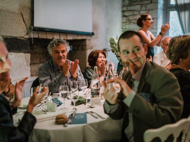 Le mariage de Yoann et Nolwenn à Quimper, Finistère 85