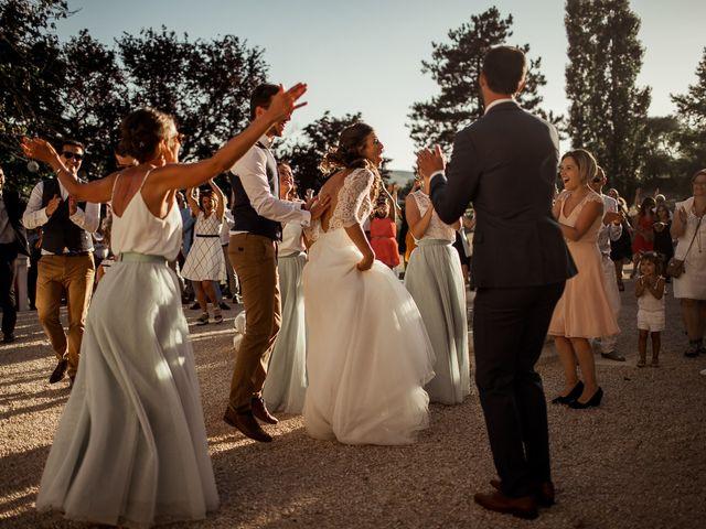 Le mariage de Cyril et Marie à Ardoix, Ardèche 45