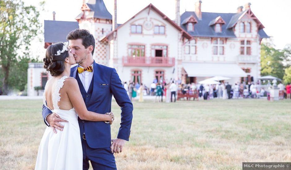 Le mariage de Paul et Marie à Tours, Indre-et-Loire