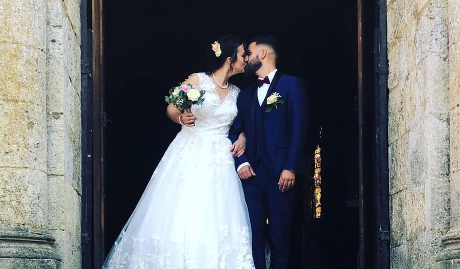Le mariage de Tiago et Segolene  à Bellême, Orne
