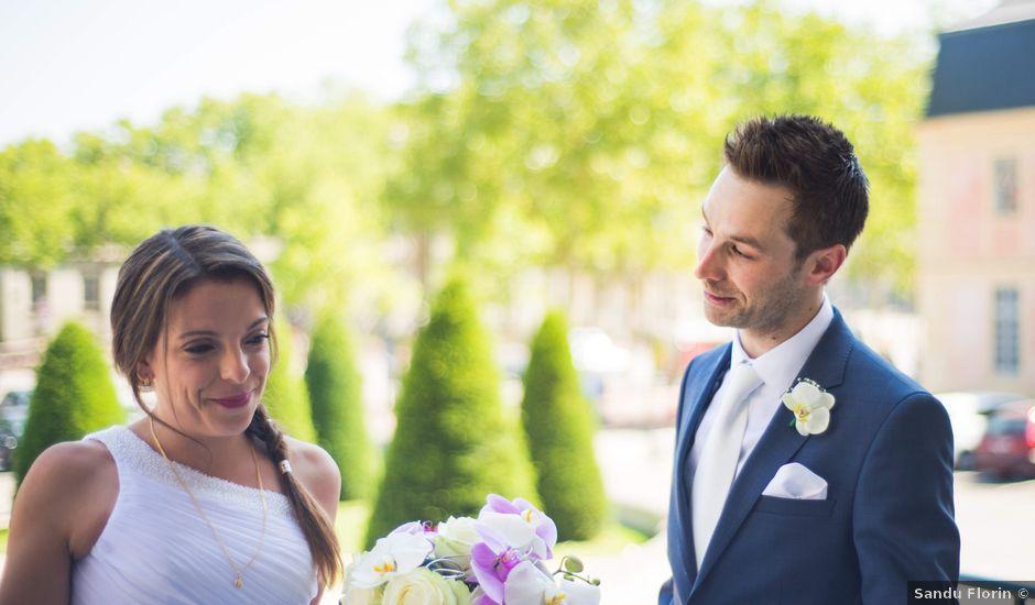 Le mariage de Thomas et Nati à Versailles, Yvelines