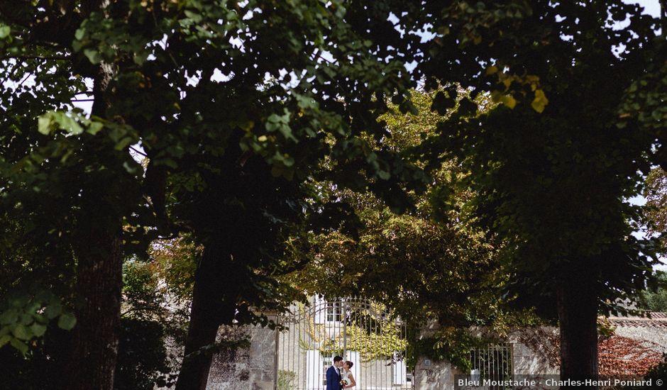 Le mariage de Clément et Anne à Saint-Symphorien, Deux-Sèvres
