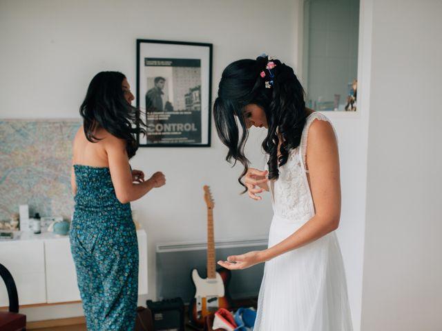 Le mariage de Joseph et Clara à Brest, Finistère 4