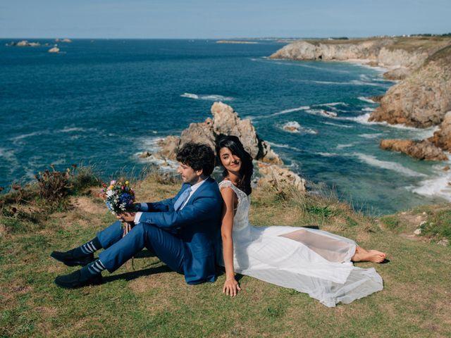Le mariage de Joseph et Clara à Brest, Finistère 27