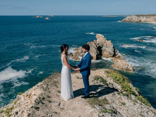 Le mariage de Clara et Joseph