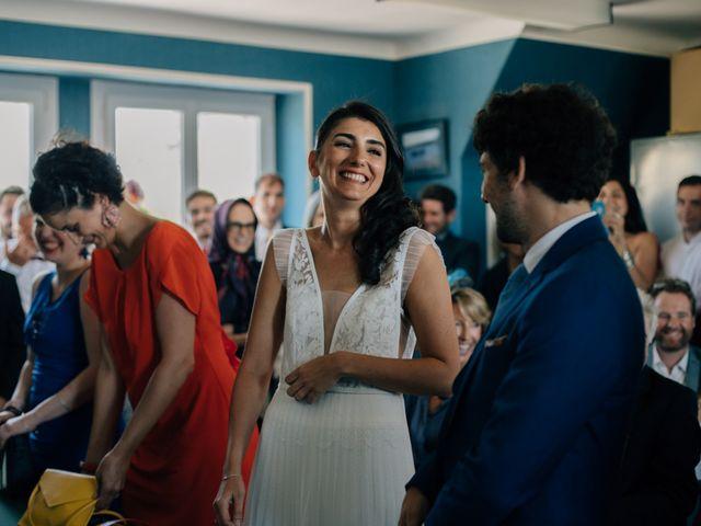 Le mariage de Joseph et Clara à Brest, Finistère 32
