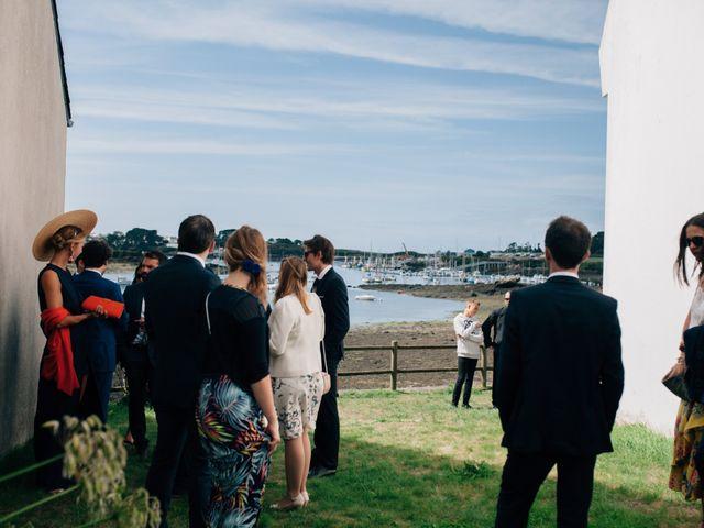 Le mariage de Joseph et Clara à Brest, Finistère 38
