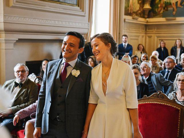 Le mariage de Stanislas et Clémentine à Neuilly-sur-Seine, Hauts-de-Seine 19