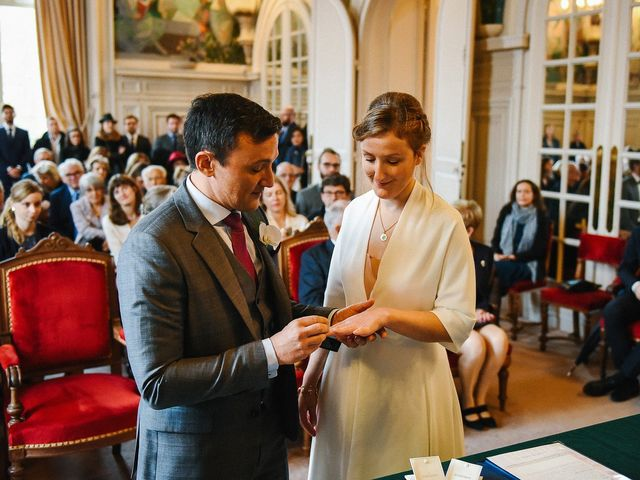Le mariage de Stanislas et Clémentine à Neuilly-sur-Seine, Hauts-de-Seine 20