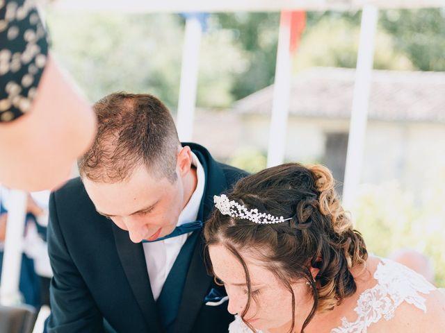 Le mariage de Thomas et Laura à Montussan, Gironde 12