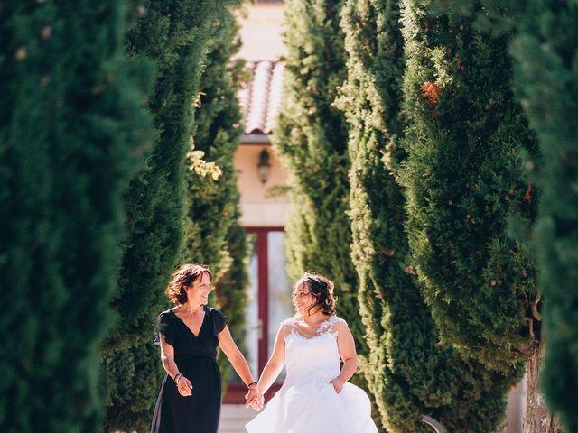 Le mariage de Thomas et Laura à Montussan, Gironde 17