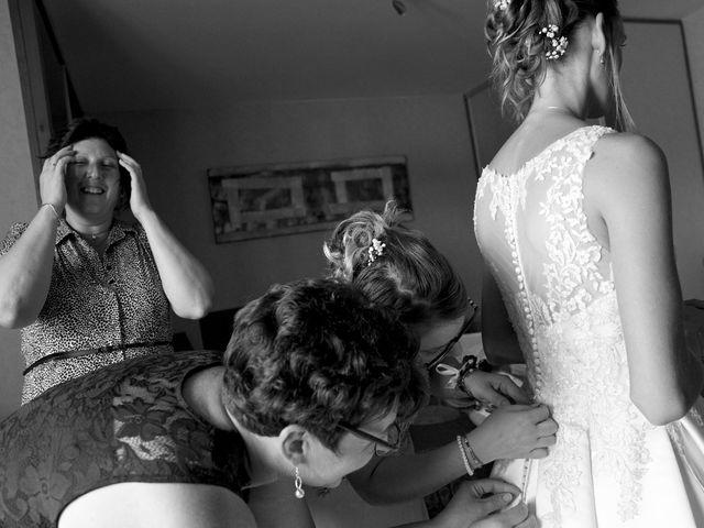Le mariage de Anthony et Camille à Payzac, Dordogne 19
