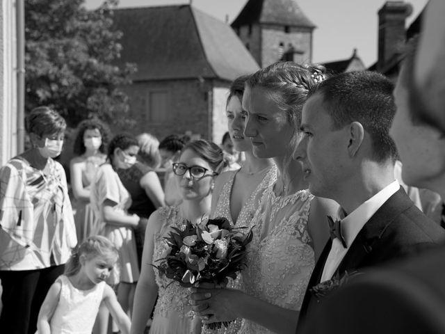 Le mariage de Anthony et Camille à Payzac, Dordogne 22