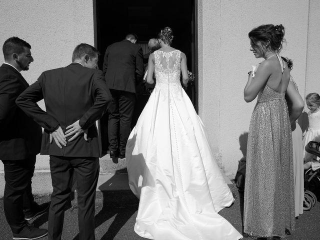 Le mariage de Anthony et Camille à Payzac, Dordogne 23