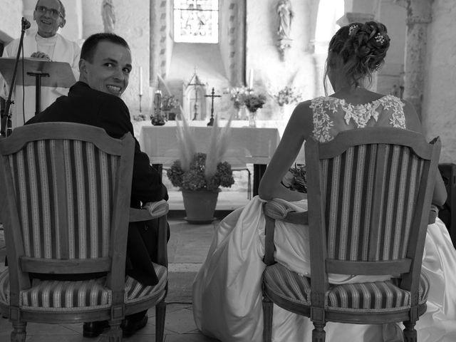 Le mariage de Anthony et Camille à Payzac, Dordogne 27