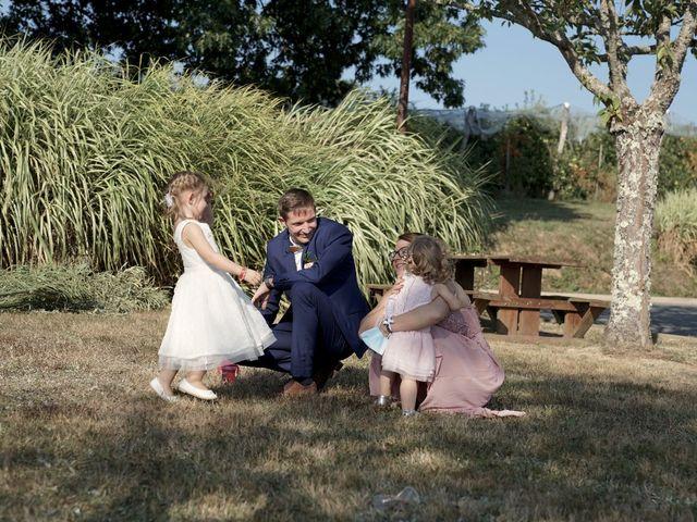 Le mariage de Anthony et Camille à Payzac, Dordogne 37