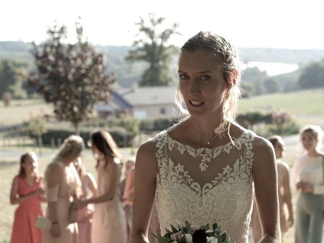 Le mariage de Anthony et Camille à Payzac, Dordogne 45