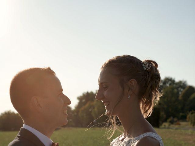 Le mariage de Anthony et Camille à Payzac, Dordogne 47
